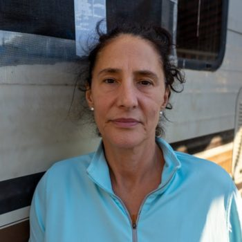 Homeless Woman Bought RV with Pandemic Unemployment