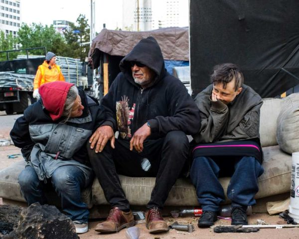 Lost Identity and homelessness