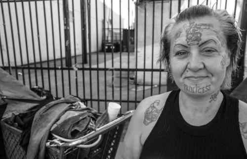Photos By: Suitcase Joe. Skid Row street photography. Downtown, Los Angeles California.